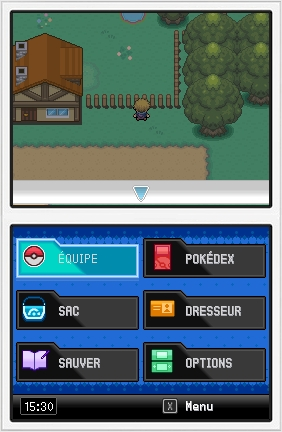 Pokémon version Opale (2012)