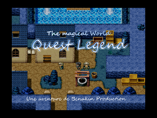 Quest Legend - The Magical World (2016-2017)
