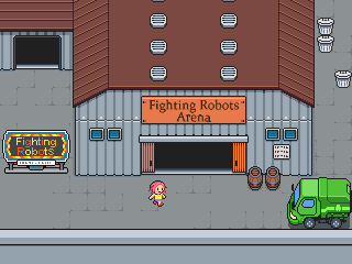 Fighting Robots Quest