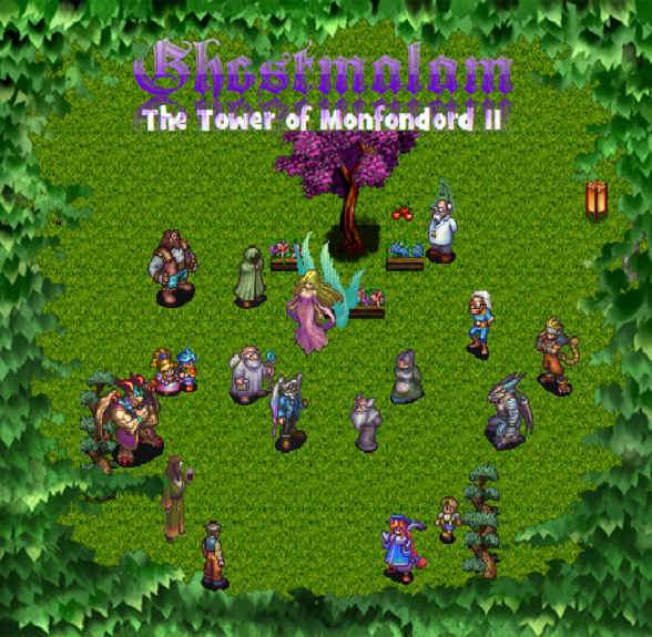 Ghostmalam II - The tower of Monfondord
